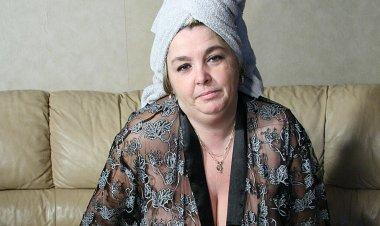 Big Mama Getting Jizz on Her Tits - Mature.nl