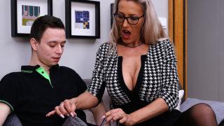 Horny German MILF teaching a toy boy her dirty ways – Mature.nl